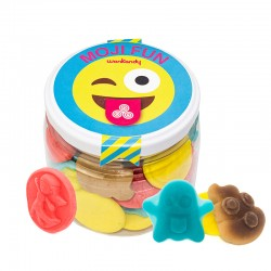 Medium jar Gummies Moji...