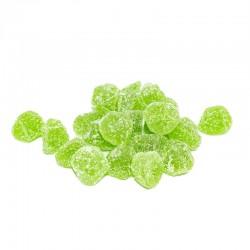 Bote pequeño deGominolas Berries Sandía. Chuches hechas de fruta 100% natural. Wonkandy