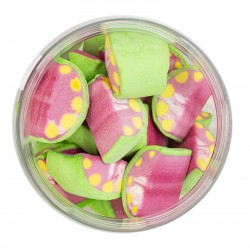 Bote mediano Nubes de Azúcar forma sandía Sweets Through the Ages. Wonkandy