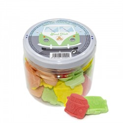 Medium jar Gummies Sweet Truck