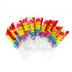 Skewer Pack Rainbow &...