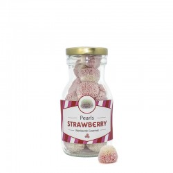 Strawberry Sugar Nuts Bottle