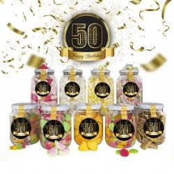 Pack 50 Cumpleaños - Hombre