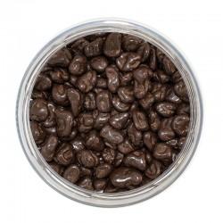 Jengibre con chocolate negro