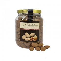 Almonds with honey & Cocoa
