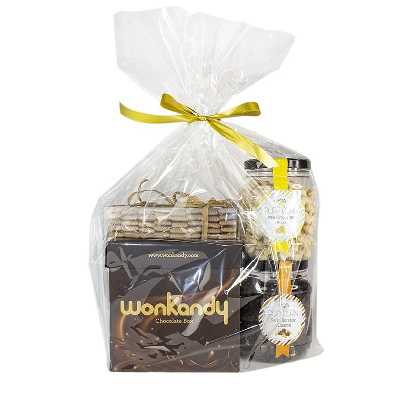Pack Regalo Navidad - Wonkandy Chocolate