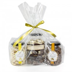 Pack Regalo Navidad - Wonkandy triple Chocolate