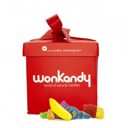 Wonkandy Red Box - M -...